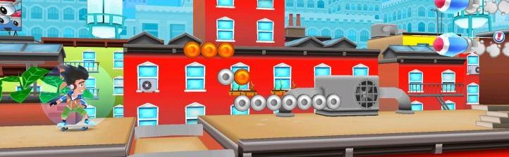 Skyline-Skaters-exciting-gameplay